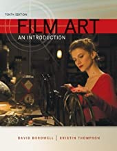 Film Art: An Introduction by Bordwell, David, Thompson, Kristin [McGraw-Hill Humanities/Social Sciences/Languages, 2012] ( Paperback ) 10th edition [Paperback]