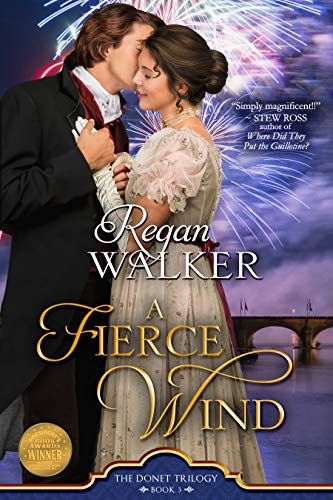 A Fierce Wind (Donet Trilogy Book 3)
