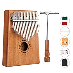 20 Best Kalimba Reviews 2019 (Best Thumb Piano Brands) - CMUSE