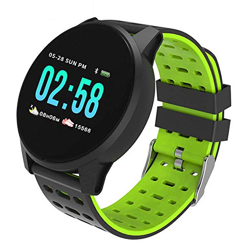 SHWBJ Smart Horloges Fitness Trackers Horloge Smartwatch Band Stap Counter Call Herinnering Nieuwe Concept Grote Kleur Scherm Sleep Monitoring Sport Armband