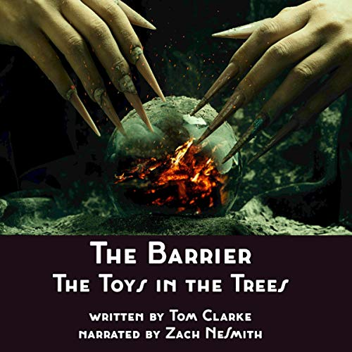 The Barrier cover art