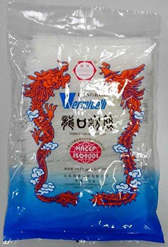 18cmカット 龍口粉糸(春雨)はるさめ 緑豆春雨 500g、18cmカット品で、使いやすい♪