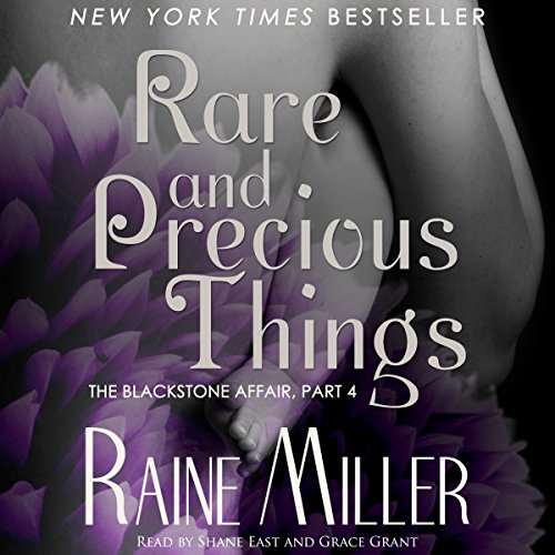 Rare and Precious Things audiobook cover art
