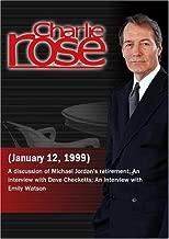 Charlie Rose with Bob Greene, Frank DeFord & Mark Vancil; Dave Checketts; Emily Watson (January 12, 1999)