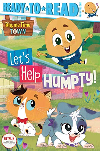 Let's Help Humpty! (Rhyme Time Town)