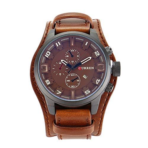 Reloj - CURREN - Para Hombre - LDC9800167458126BG