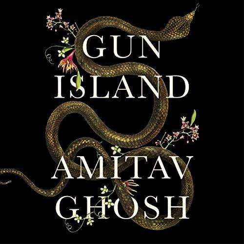 Gun Island cover art