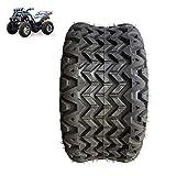 ZHANGYY Neumáticos, neumáticos de Scooter eléctrico, neumáticos de vacío Todoterreno 23x10-14, Resistentes al Desgaste y Antideslizantes, adecuados para la modificación de Karts/ATV/co