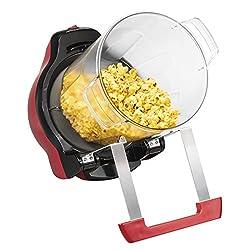 top 10 hamilton beach popcorn Hamilton Beach 73304 Gourmet Popcorn Maker, Red