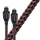 AudioQuest Cinnamon Toslink Fiber Optic Digital Audio Cable - 4.92 ft. (1.5m)