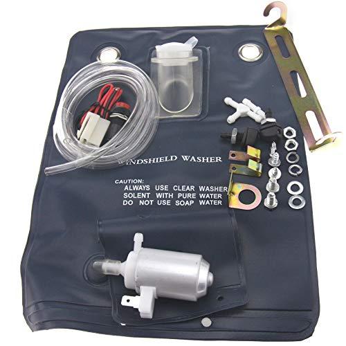Create Idea UNIVERSAL Wassersack Pumpe 12V Scheibenwaschanlage Scheibenreinigung OEM:151286776374