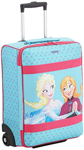 Disney By American Tourister New Wonder Valigia per Bambini 52/18 Frozen, Poliestere, 32 ml, 52 cm