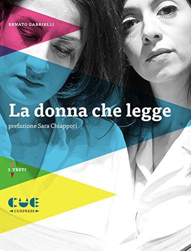 La donna che legge: Racconto teatrale in dodici sequenze (Italian Edition)