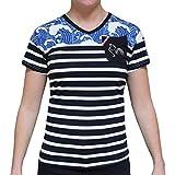 Religion Rugby - T-Shirt Marinière Uhaina - Femme - XL