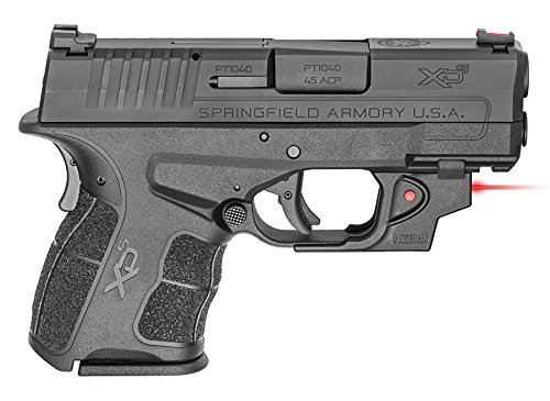 New Viridian Essential Red Laser Sight (Springfield XDS/XDS Mod 2)
