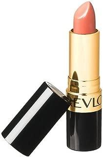 Revlon Super Lustrous Lipstick, Rose Velvet [130] 0.15 oz (Pack of 3)