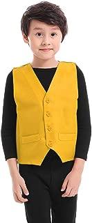 yellow waistcoat boys