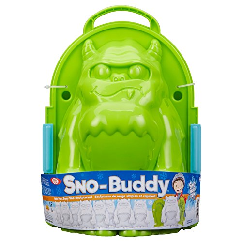 Ideals Sno Buddy Yeti - Green