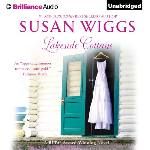 Lakeside Cottage audiobook cover art
