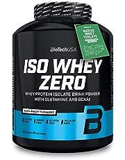 BioTechUSA Iso Whey ZERO, Lactose, Gluten, Sugar FREE, Whey Protein Isolate
