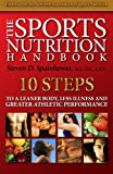 The Sports Nutrition Handbook: Best bodybuilding supplements for fitness workout routines; creatine, casein, whey; build muscle, burn fat, personal trainer in a book; tracker sheets.