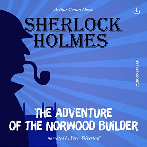The Adventure of the Norwood Builder cover art