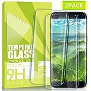BULESK Galaxy S7 Edge Glass Screen Protector