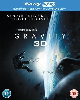 Gravity [Blu-ray 3D + Blu-ray] [2013]