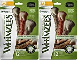 WHIMZEES Natural Grain Free Dental Dog Treats,...