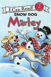 snow dog marley