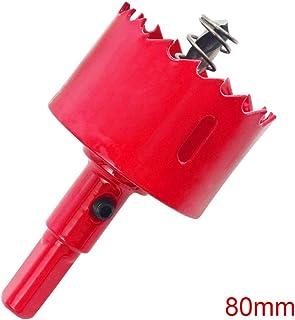 acero HSS, 15 /– 60 mm, para acero, metal, aluminio, tablas MASO 6542 Cortador de agujeros para sierra perforadora