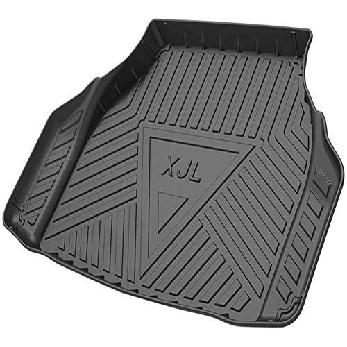 XAYGB Alfombrillas para Maletero De Coche, para Jaguar XJL 2011-2015,cubremaletero para Maletero a Medida, Almohadilla Protectora, Accesorios Traseros Automáticos
