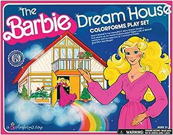Colorforms Playset - Barbie Dream House