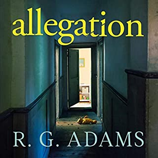 Allegation cover art