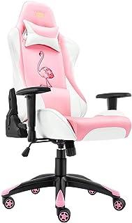 Chaise De Bureau Accueil Dordinateur Princesse Rose Fille Live Seat Etudiant Dortoir