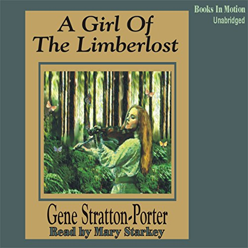A Girl of the Limberlost audiobook cover art
