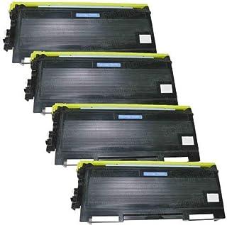 ENCRE BREIZ - Lote de 4 cartuchos de tóner compatibles con TN2320 TN2310 para Brother DCP-L2520DW MFC-L2700DW DCP-L2500D L2540DN L2560DW HL-L2300D L2340DW L2360DN L2365DW MFC-L2720DW L2740DW