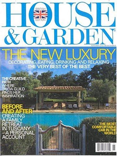 House & Garden - England Edition