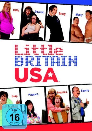 Little Britain USA [2 DVDs]