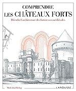 Comprendre les châteaux forts Décoder l'architecture des forteresses médiévales de Malcom Hislop