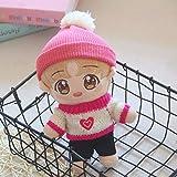 JMCT-DQ JMCT-DQ Muñeco suave de juguete para niños, regalo para decoración del hogar (color: 05, altura: 22 cm)