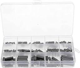 Bevestigingsmiddelen hardware ringenRonde Ended Veer Sleutel Shat Sleutel Motor As Veer Sleutel Set Parallelle Drive Shaft...