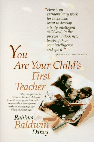 Image OfYou Are Your Child's First Teacher