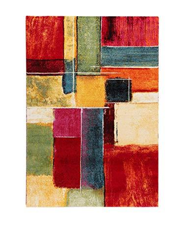 ABC, Gallery, Tappeto, Multicolore, 133 x 190 cm