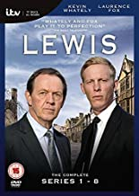 Lewis Complete Series 1-8  Inspector Lewis  Lewis - Complete Series One thru Eight  NON-USA FORMAT, PAL, Reg.2 United Kingdom