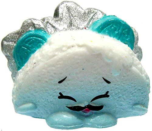 Shopkins Holiday 2015 Taco Terrie White and Blue