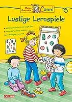 Conni Gelbe Reihe (Beschaeftigungsbuch): Lustige Lernspiele