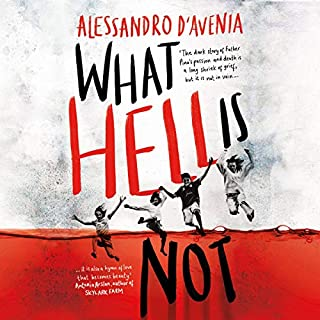 What Hell Is Not audiobook cover art