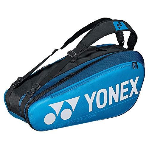 YONEX Pro 6 Racquet Tennis Bag, Deep Blue