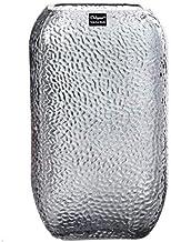 DPWH Elegant Vase Vases, Creative Vases, Glass Vases, Minimalist Style Home Office Decorative Vases. (transparent Color) (Size : S)